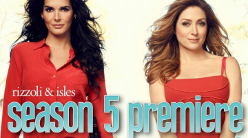 Rizzoli and Isles Season 5 Premiere