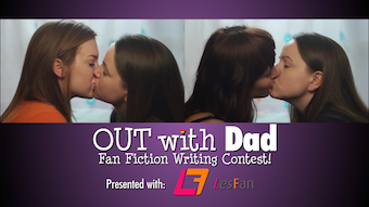 Out with Dad Fanfiction Contest