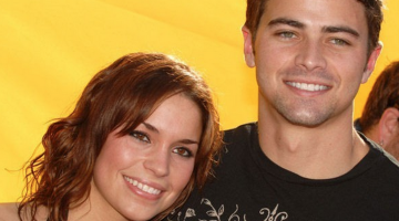 Mandy Musgrave Matt Cohen South of Nowhere